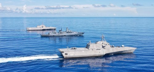 The U.S. Navy Wants to Keep Four Of Its Troubled Littoral Combat Ships Near China. Three Are Already There.