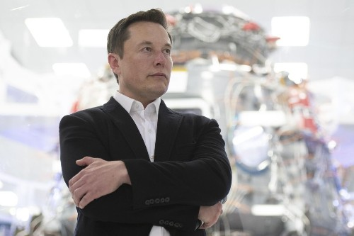 Elon Musk Beats Jeff Bezos To U.S. Air Force Contract As Billionaire Space Race Blasts Off