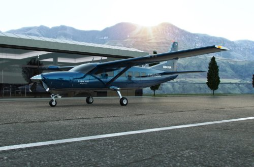 Prius Of The Skies? Cessna To Offer Hybrid Version Of Workhorse Caravan Utility Plane In Tie-Up With Surf Air