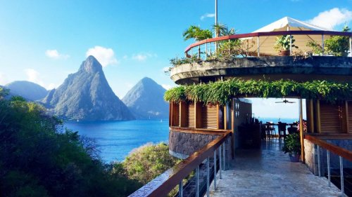 Escape To Jade Mountain in St. Lucia: Not Just For Honeymooners Anymore