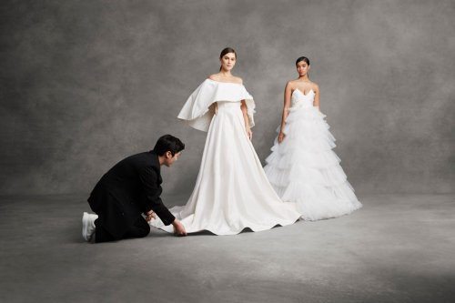 Andrew Kwon Debuts The Best Collection Of Wedding Dresses For Pandemic Brides