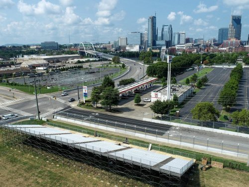 Nashville Is Shutting Down For Its First Music City Grand Prix