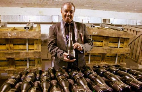 Robert 'Kool' Bell Of Kool & The Gang, Celebrates New Champagne Launch With Maison Paul Berthelot