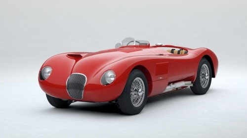 Brand New 1953 Jaguar C-Types Go On Sale, Reviving Time Gone By