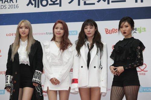 Monsta X, Mamamoo, Joy, B.I, Ateez And Woo!ah!: This Week's 10 Bestselling Albums In Korea
