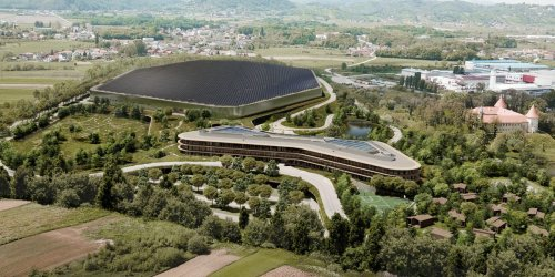 EV Maker Rimac Announces New Croatian Campus, Complete With Meadow And Native Sheep