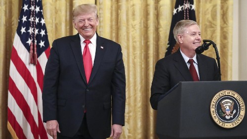 Reports: Trump Hires Attorney Butch Bowers After Struggling To Form Impeachment Defense Team