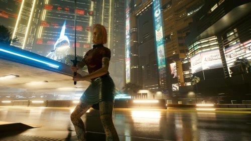 Wait, 'Cyberpunk 2077' Looks Fantastic After Patch 1.31?