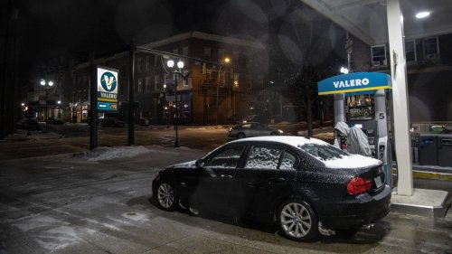 Is The Polar Vortex To Blame For Higher Gas Prices?