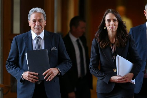 How New Zealand Deputy PM Shut Down Covid-19 Coronavirus Denier: 'Obviously Got An Education In America'