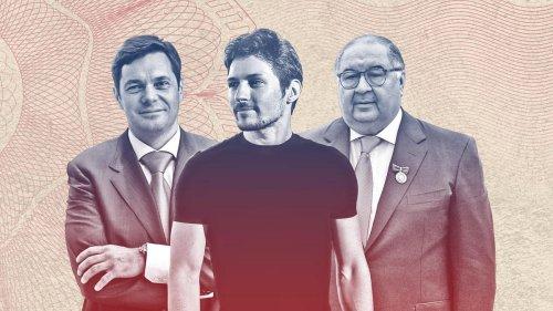The 10 Richest Russian Billionaires 2021