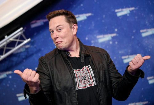 Elon Musk Sends Bitcoin Tumbling With A One-Word Tweet