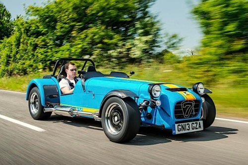 British Icon Caterham Cars Acquired By Japanese Automotive Group