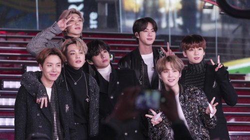 BTS Made $200 Million With Hybe. Now Ariana Grande And Justin Bieber Are Cashing In On Scooter Braun Deal.