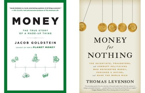 Book Review: Two Books About Money