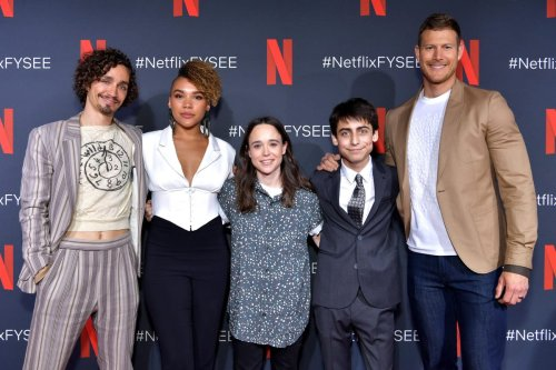 Today, 'The Umbrella Academy' Went Where Very Few Netflix Shows Have Gone Before