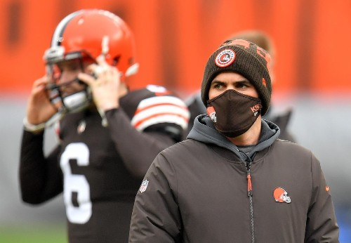 Despite Playoff Mistakes, Cleveland Browns Head Coach Kevin Stefanski Proved Himself This Year