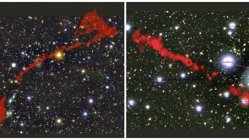 We Just Found Two Mysterious Galaxies 62 Times Bigger Than Our Milky Way, Say Scientists