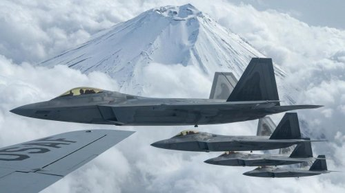 Anticipating War With China, The U.S. Air Force Is Fanning Out Across The Pacific
