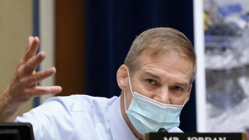 Shouting Match Erupts As Rep. Jim Jordan Questions Dr. Fauci
