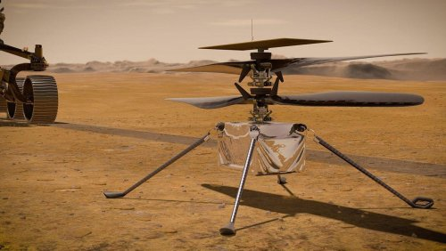 The Mars Autonomous Helicopter Named Ingenuity Gets Confounded By Timestamp Glitch, Providing Insightful Lessons For AI Self-Driving Cars
