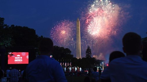 White House To Throw July 4 Bash To Celebrate Pandemic Progress Even As Biden Falls Just Short Of Vaccine Goal