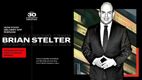 How Brian Stelter Has Gone From Media Critic To Truth Crusader