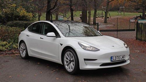 New 2021 Tesla Model 3 Driven - Now Even Better