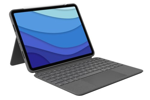 Logitech Reveals Its Combo Touch Keyboard Cases For Apple's New iPad Pros