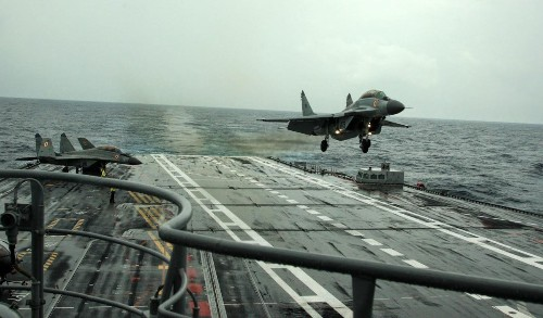 The Indian Navy's Carrier MiG-29s Keep Crashing. Will New Delhi Seek A Replacement Fighter?