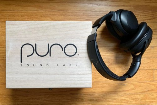 Review: Hands-On With PuroPro Hybrid ANC Wireless Headphones