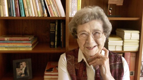 Beloved Children's Book Author Beverly Cleary Dies At 104