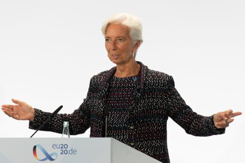 Christine Lagarde On Sexism, Climate Change And The Future Of Work, Post-Covid