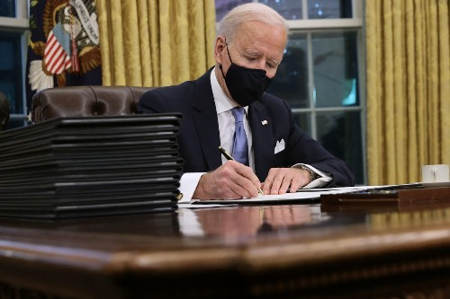 Confirmed: Biden's Extension Of Student Loan Freeze Will Continue To Count Towards Loan Forgiveness