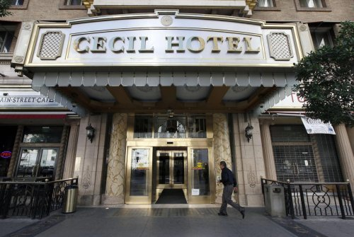 What Netflix Fans Need To Know About The Cecil Hotel's Rumored Reopening
