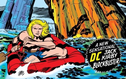 DC's 'Kamandi' Is The Animated Adaptation Kirby Fans Have Been Waiting For