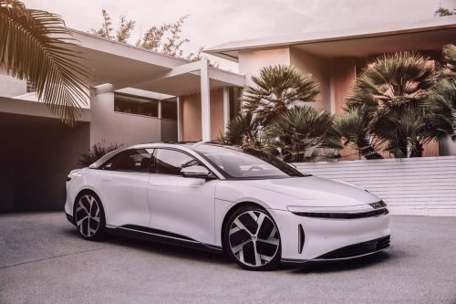 Lucid Air cover image