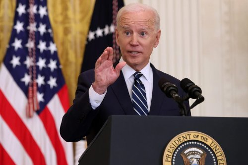 Gun Sales Soar From Stimulus And Biden's Gun Control Plan Amid Mass Shootings