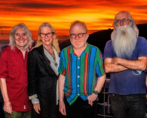 Peter Asher And Kate Taylor Release New LP, 'Why Wait!'
