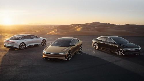 Forbes Transportation Awards 2020: The Lucid Air Promises To Outperform Tesla's Best