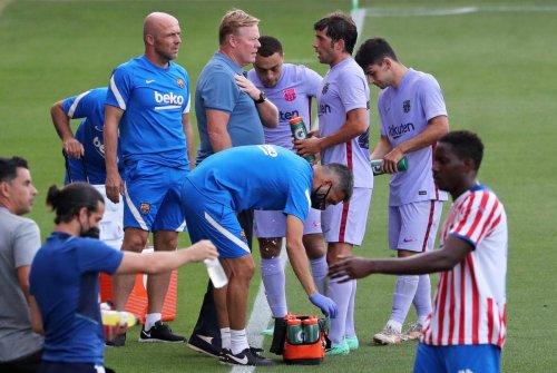 FC Barcelona Preseason Has Seen Coach Ronald Koeman Find New 'Golden Boys'