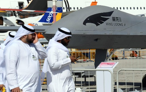 Everything Abu Dhabi Wants: What Weapons Systems Won't The U.S. Sell The UAE?