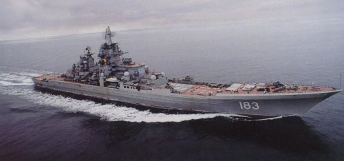 Russia Is Trying To Restore a Giant Nuclear Battlecruiser—It's Not Working Out