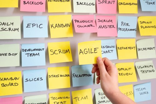 Agile: Taking Your Small Business To The Next Level