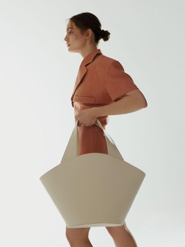 The Next 'It Bag' From Atomy Is Made Using Apple Peel Skin