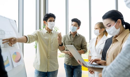 What Will It Take For Companies And Employees To Succeed In The Post-Pandemic Workplace?