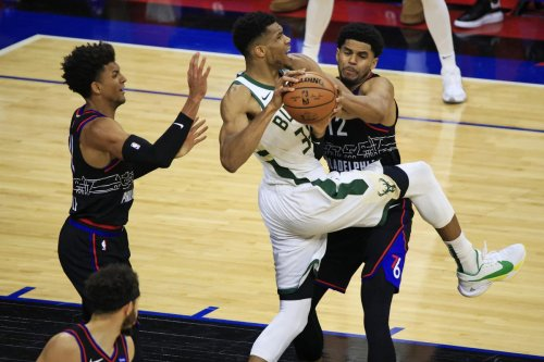 Sixers' Road To East's No. 1 Seed Goes Through Milwaukee Bucks