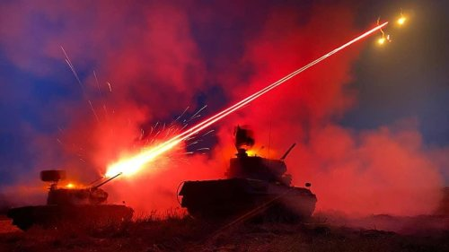 NATO Is Desperate For Front-Line Air-Defenses. Romania's Old Gepards Are The Best It's Got.