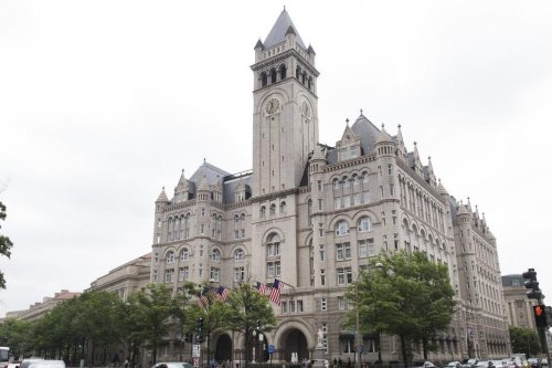How Donald Trump's Washington, D.C. Hotel Feeds QAnon's March 4 Conspiracy