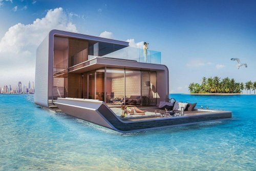 Experience Outrageous Underwater Living Off Of Dubai's World Islands For $3 Million